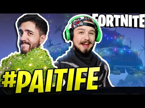 PAI E PATIFE NO FORTNITE #PAITIFE Ft. NoFaXu (Fortnite Battle Royale)