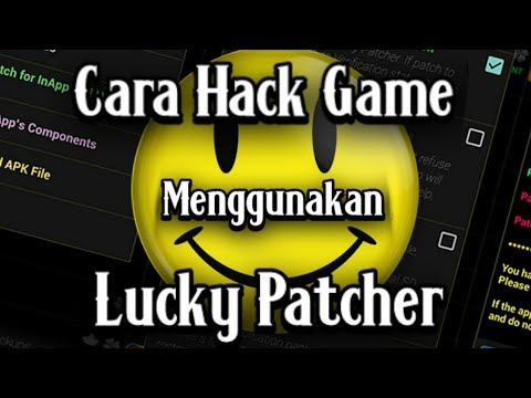 Cara Hack Game Menggunakan Lucky Patcher No Root | Tutorial Android #1