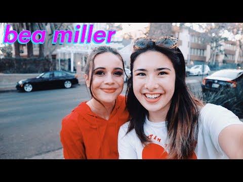 BEA MILLER Interview- lesbian parents, tough times, being breadwinner at 15