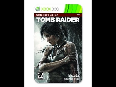 Xbox 360 Tomb Raider Collector's Edition