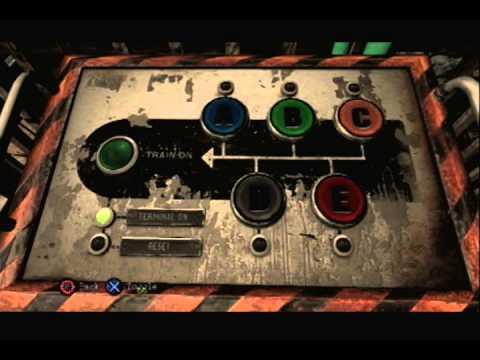 Silent Hill: Downpour - Devil's Pit Train Puzzle (Normal)