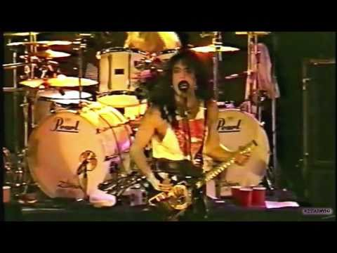 PAUL STANLEY - Wouldn't You Like To Know Me [ Toads New Haven 3/12/89 ]