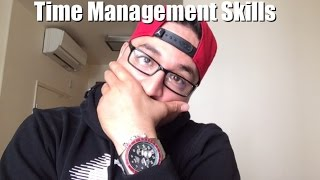 Time Management Skill Tips