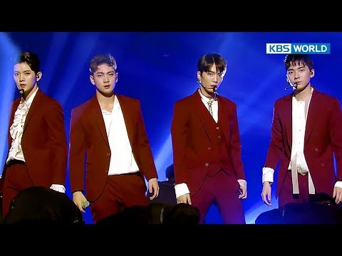 NU'EST W (뉴이스트 W)  - Where You At [Music Bank  2017.10.27]