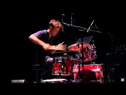 Music for Pieces of Wood (for Drums): David Cossin and Glenn Kotche