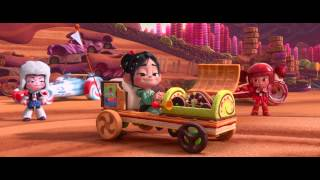 "Les Mondes de Ralph de Disney - Extrait ""Lickety Split"""