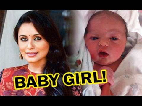 Rani Mukerji gives Birth to Baby Girl 'Adira' | Aditya Chopra, Karan Johar, Ayushmann, Parineeti