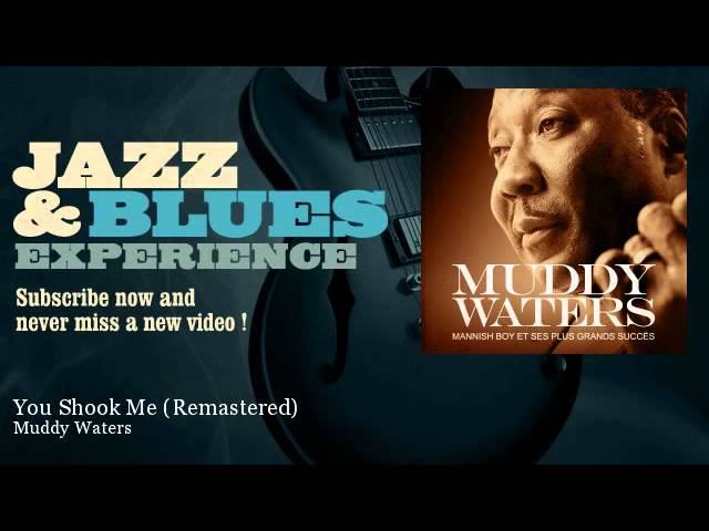 Muddy Waters - You Shook Me - Remastered - JazzAndBluesExperience