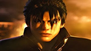 Tekken 7 - Full Movie / All Cutscenes
