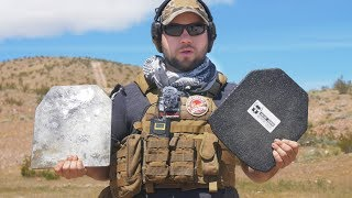 Cheap vs Expensive LV III AR500 Body Armor