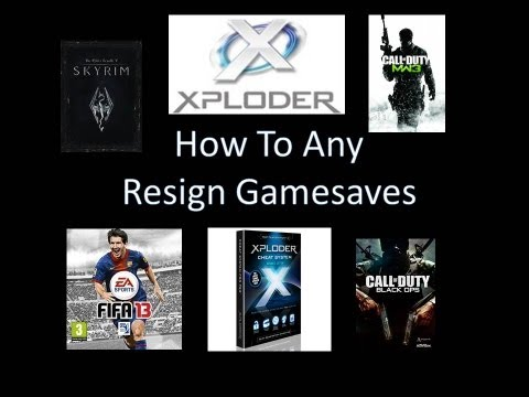 How To Resign Gamesaves
