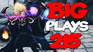 Dota 2 - Big Plays Moments - Ep. 215