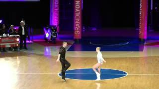 Anne Ragnhild Olstad & Steinar Berg - World Masters Lyon 2015