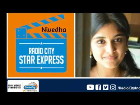 Nivedhitha about her beauty- Radio City Hyderabad