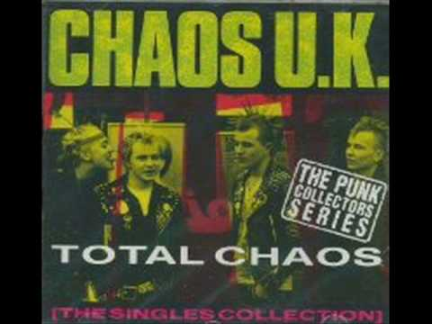 Chaos UK - Victimized