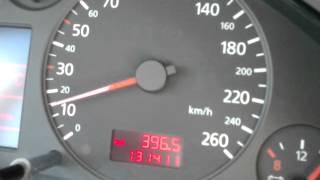 audi a4 1.8t sport b5 0-160 (180 hp ) stock