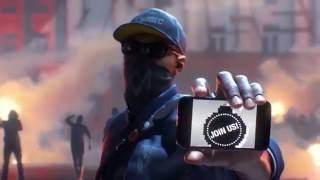 ♪ WATCHDOGS 2 MUSIC VIDEO I GMV I Bring The Madness ♪