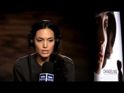 Angelina Jolie on Changeling & working with Clint Eastwood