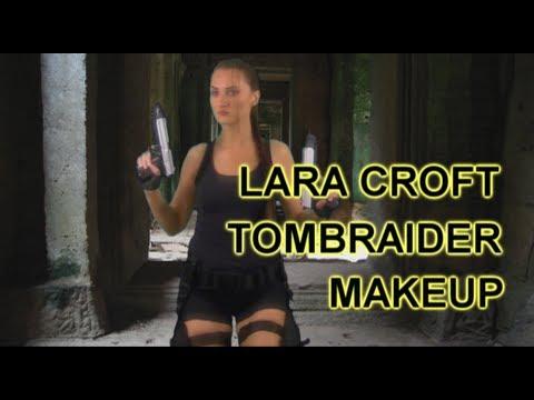 Lara Croft Halloween Costume