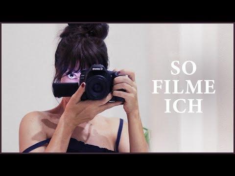 ♥ Meine Video-Technik