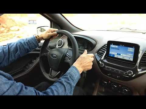 Teste Drive Ford Ka  Pcd