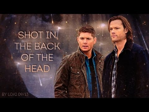 Supernatural season 9 promo Shot In The Back Of The Head