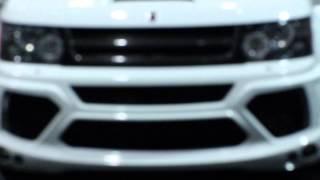 Hooniverse LAAS 2012 - Mansory RTW Range Rover