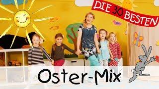 Kinderlieder Oster-Mix || Kinderlieder zum Mitsingen und Bewegen
