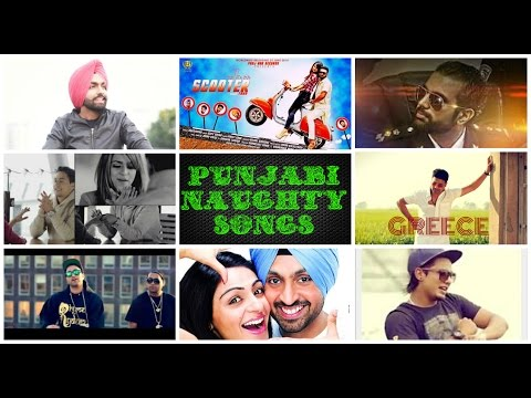 Punjabi Naughty Songs Jukebox | Punjabi Funny Songs | Latest Punjabi Songs 2014 video