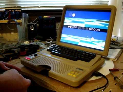 Atari 800 Ballblazer
