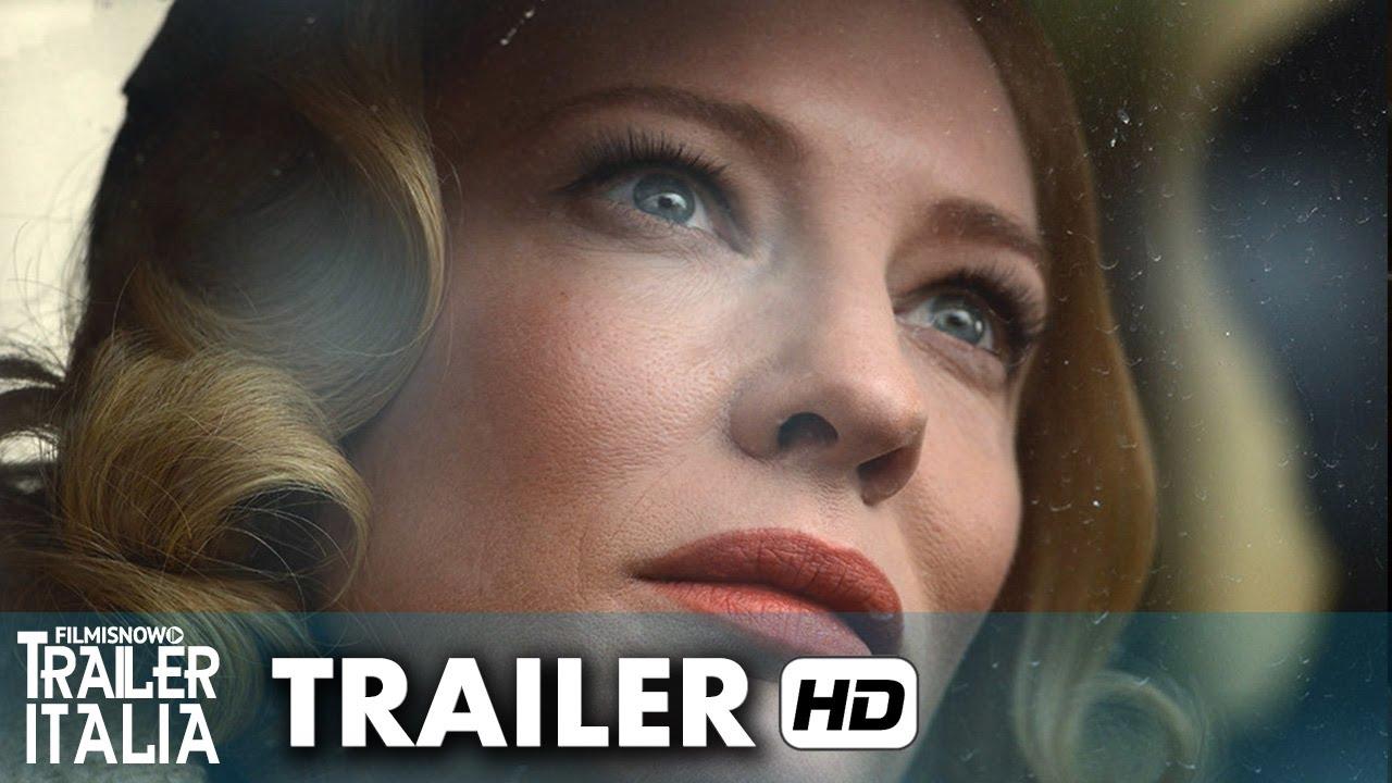CAROL Trailer Italiano Ufficiale - Cate Blanchett e Rooney Mara [HD]