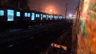SEALDAH - PURI DURONTO STARTS, BATTLES WITH EMU & BLASTS THROUGH BNXR