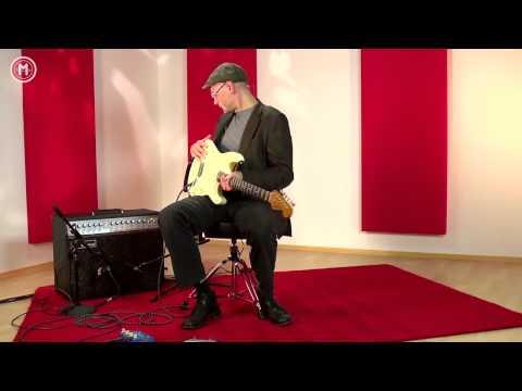 Ampeg GVT52-112 im GITARRE & BASS-Test auf MusikMachen.de