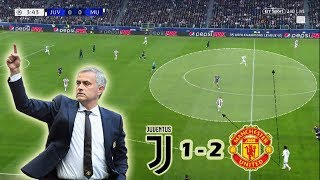 Juventus39 Undefeated Run comes to an End | Juventus vs Man United 1-2 | Tactical Analysis
