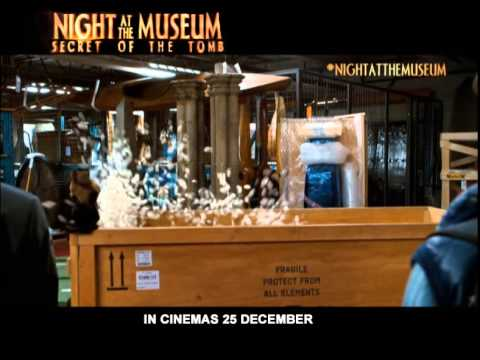 Night At The Museum: Secret of The Tomb - Int