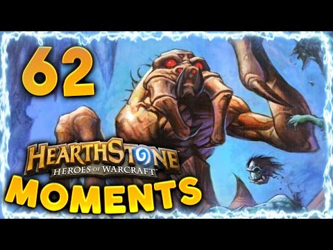 Hearthstone Daily Funny and Lucky Moments Ep. 62| Nerubian