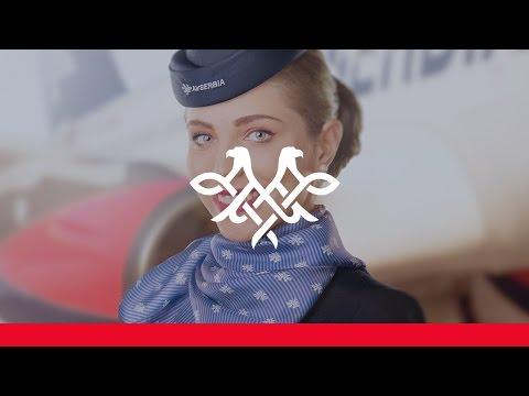 Air Srbija video