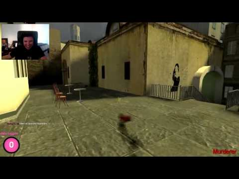 #Garry`sMod - ¡¡Muerte al pedofilo!!  (Wiillyrex / Rubius / Alex / Vegetta)