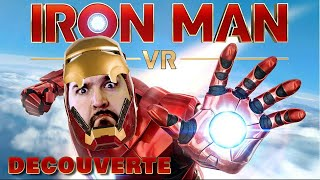 DECOUVERTE - IRON MAN VR - PS4