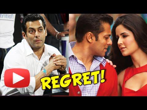 Salman Khan Regrets Break Up With Katrina Kaif In Arpita Khan's Marriage   WATCH NOW