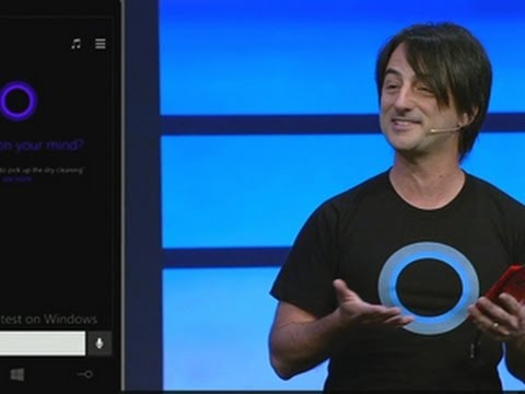 CNET News - Cortana: Microsoft's answer to Apple's Siri klip izle