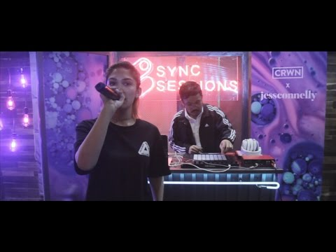 Sync Sessions: CRWN x Jess Connelly