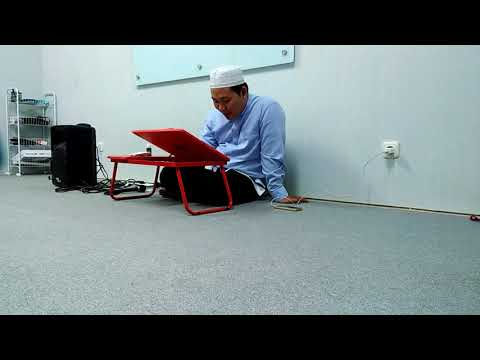 Pelatihan Baca Qur'an Irama Nahawan