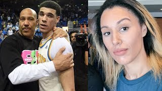 Lonzo & LaVar Ball Get Put on BLAST by Ben Simmons' Sister