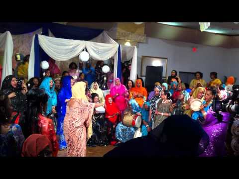 'SOMALI WEDDING IN TORONTO'