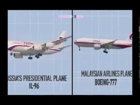 Ukraine shot down Malaysia Flight MH17 after confusing with Russian presidential plane -U.S black op
