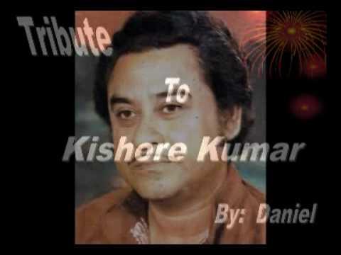 Kishore Kumar Tribute - Kiska Rasta Dekhe