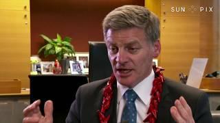 Tagata Pasifika Talanoa with NZ Prime Minister Bill English