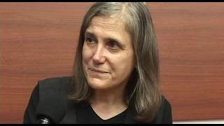 Amy Goodman Interview exclusive to Radio Globo, during her visit to Honduras.