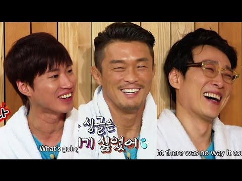 Happy Together - The Return of Superman Special with Lee Hwijae, Tablo & mor